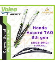 Valeo First Wiper Blade for Honda Accord i-VTEC - 8th Gen (2008 - 2012) (2pcs/set)